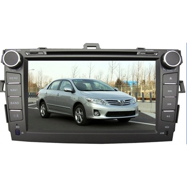 Radio DVD GPS HD QUAD CORE Toyota Corolla ANDROID REF: TR2742