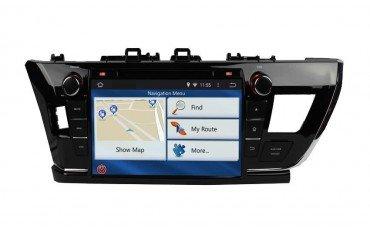 Radio head unit Toyota Corolla GPS ANDROID TR2743
