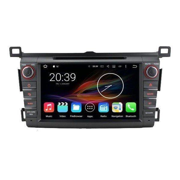 Radio DVD GPS HD QUAD CORE Toyota Rav4 ANDROID REF: TR2745