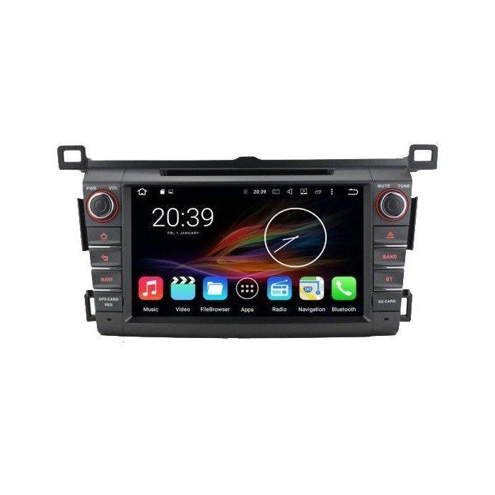 Radio GPS QUAD CORE Toyota Rav4 ANDROID TR2745