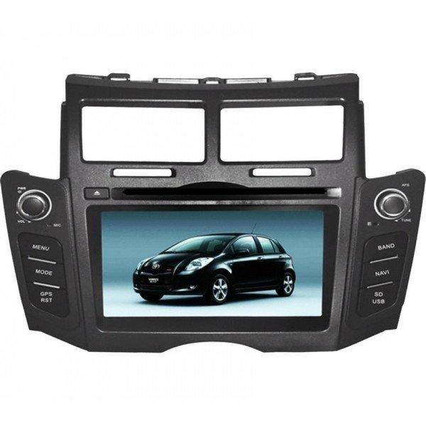 Radio DVD GPS HD QUAD CORE Toyota Yaris ANDROID REF: TR2746