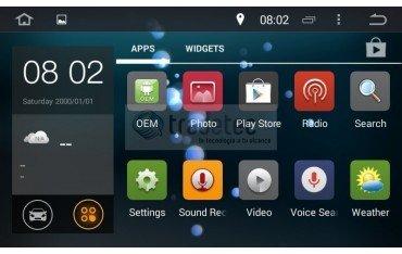 navegador Toyota Yaris Android