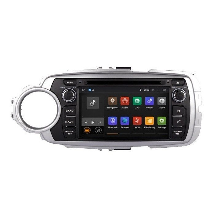 Toyota Yaris GPS Android