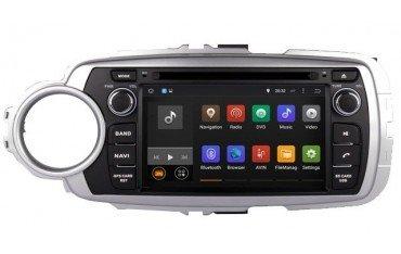 Radio head unit Toyota Yaris GPS ANDROID TR2747