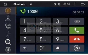 Toyota Land Cruiser KDJ 150 Android