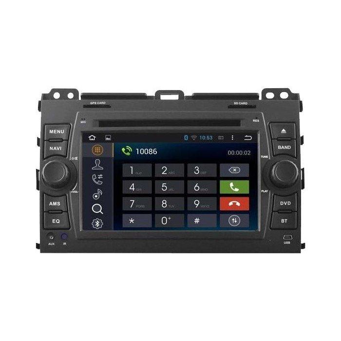 GPS Land Cruiser KDJ 120