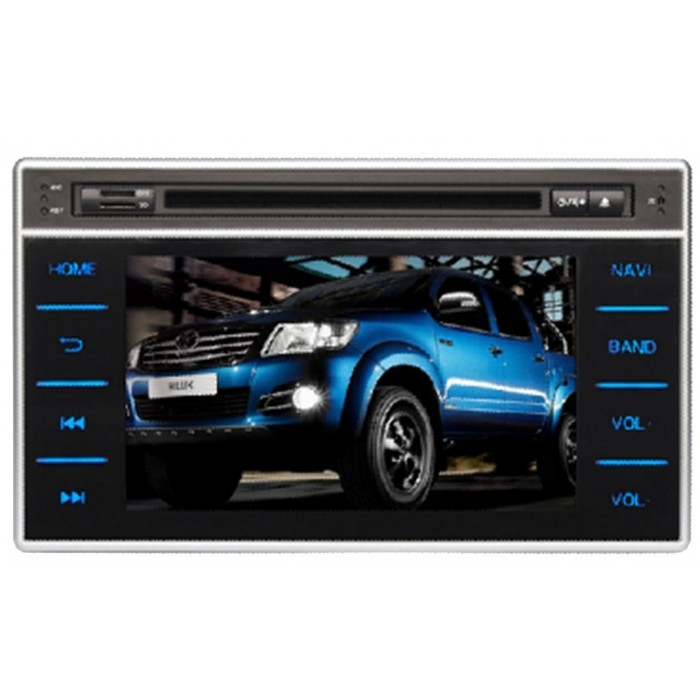 android Toyota Hilux 2016 2017 2018