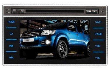 Radio head unit GPS Toyota Hilux 2016 ANDROID TR2751