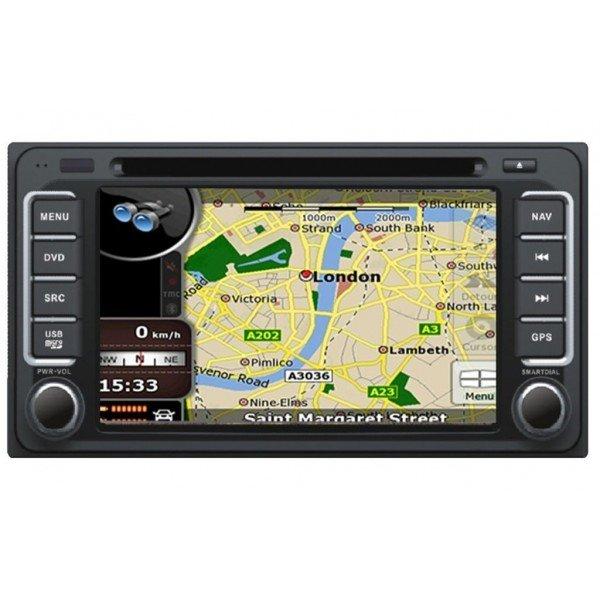 navegador GPS Toyota