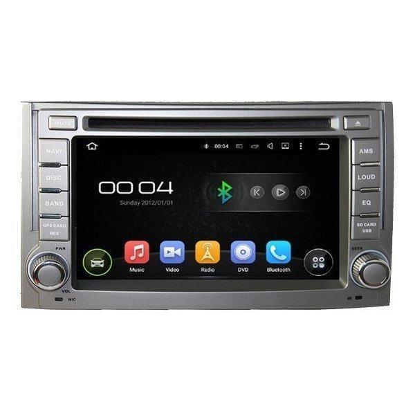 Radio DVD GPS HD QUAD CORE Hyundai H1 Android REF: TR2754