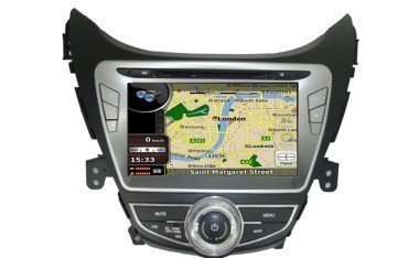 Special head unit for Hyundai Elantra / IX35 with GPS ANDROID TR2757