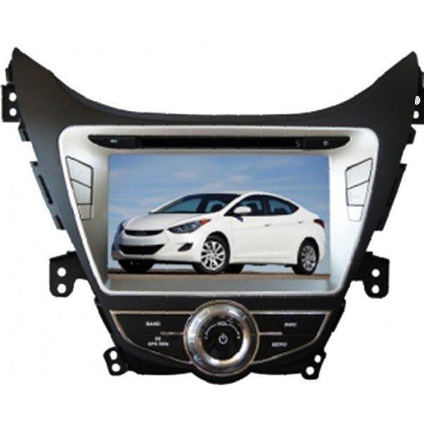 Radio DVD GPS HD QUAD CORE Hyundai Elantra 2014 Android REF: TR2759