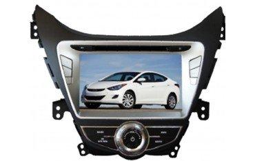 Radio navegador para Hyundai Elantra 2014 con GPS Android TR2759