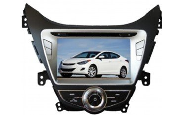 Special head unit for Hyundai Elantra 2014 with GPS ANDROID TR2759
