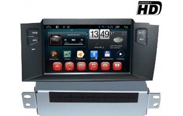 Radio DVD GPS HD Citroen C4 PURE ANDROID REF: TR1854