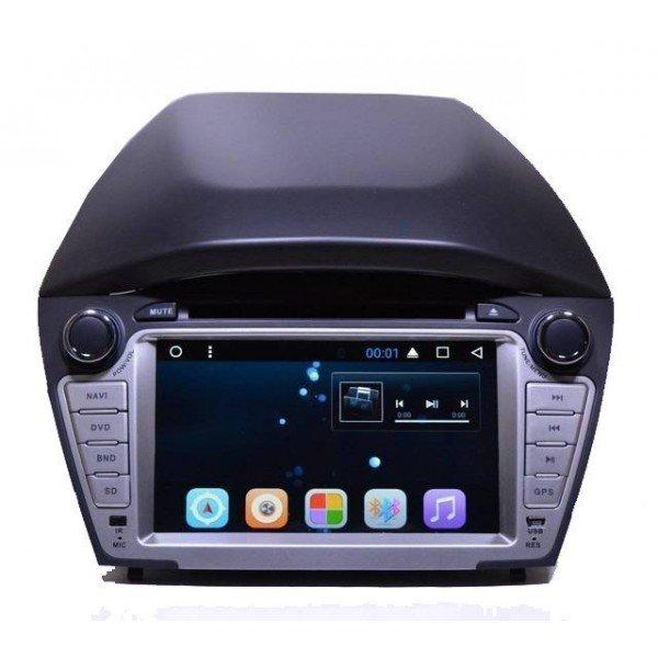 Radio DVD GPS HD QUAD CORE Hyundai IX35 2014 Android REF: TR2762