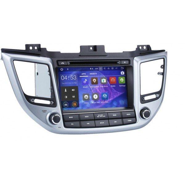 Radio DVD GPS QUAD CORE HD Hyundai Tucson REF: TR2763