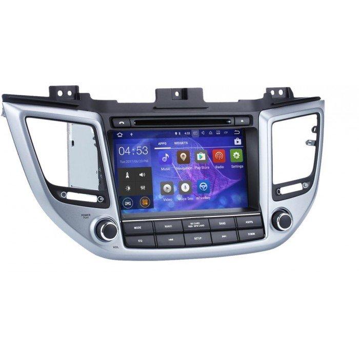 Radio DVD GPS QUAD CORE Hyundai Tucson