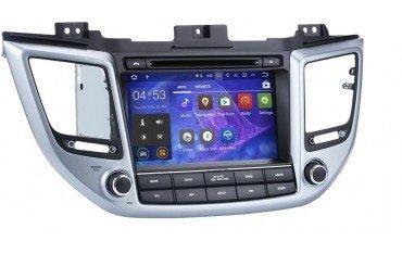 Radio navegador GPS Hyundai Tucson Android 10 TR2763