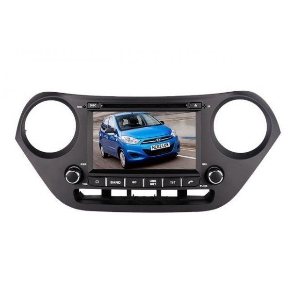 Hyundai I10 android head unit