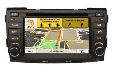 Radio head unit for Hyundai Sonata 2009 with GPS ANDROID TR2766