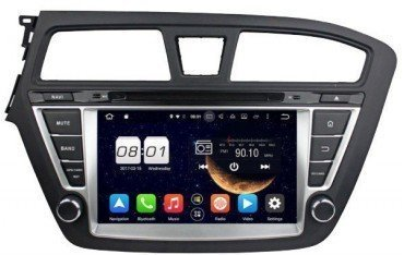 Radio special unit for Hyundai I20 with GPS ANDROID TR2769
