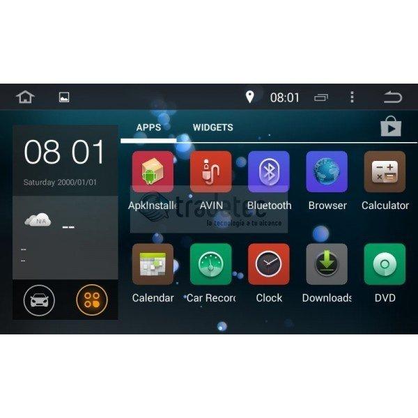 Suzuki Swift Android