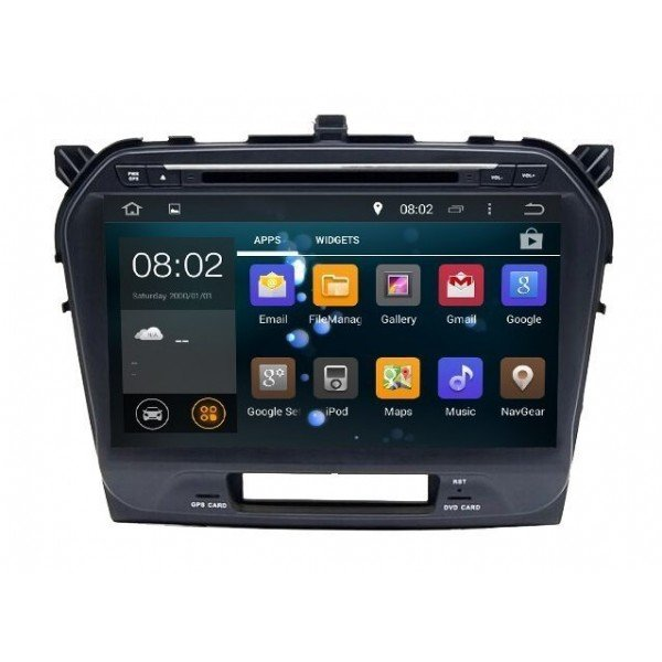 GPS Suzuki Vitara from 2016