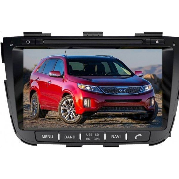 Radio DVD GPS QUAD CORE HD Kia Sorento 2013 ANDROID REF: TR2779