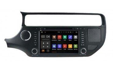 Radio navegador GPS para Kia Rio con Android TR2785