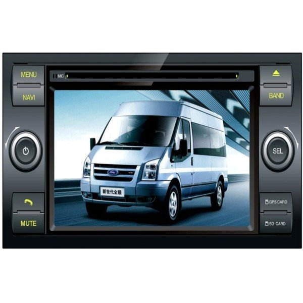 Radio DVD GPS HD QUAD CORE Ford Android REF: TR2793