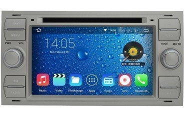 Radio DVD GPS HD QUAD CORE Ford Android TR2794