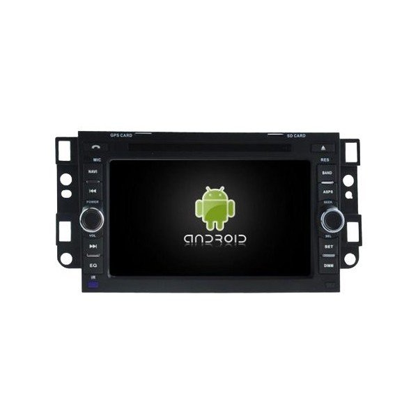 head unit captiva