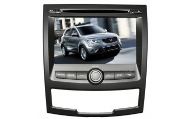 Radio DVD GPS QUAD CORE HD SsangYong Korando ANDROID REF: TR2796