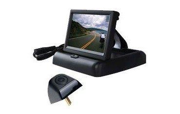 """Kit cámara empotrar con tornillo + pantalla LCD 4,3"""" REF: TR1004"""