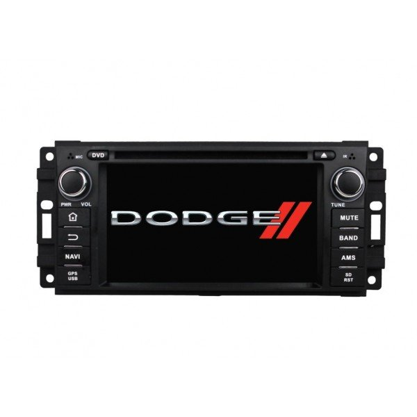 Dodge / Chrysler / Jeep Android gps