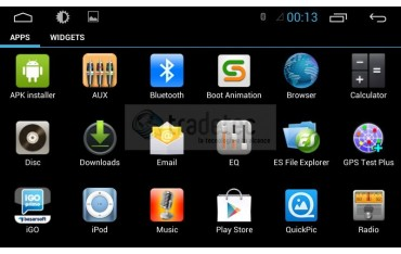 Ford Fiesta ANDROID gps