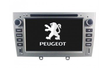Android Peugeot 408