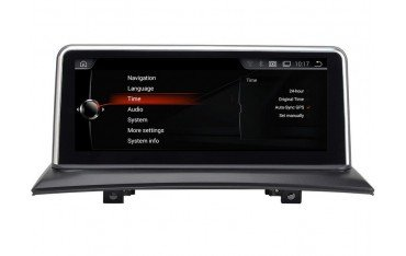 BMW X3 E83 ANDROID 10