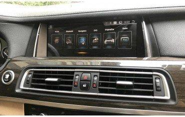 GPS BMW Serie 7 F01