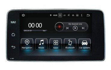 Special screen GPS Mercedes CLS C218 ANDROID TR2844