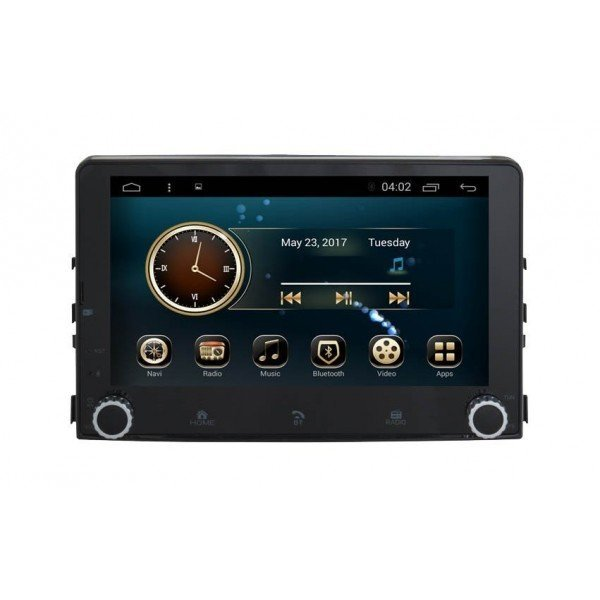 Radio DVD GPS HD QUAD CORE Kia Rio 2017 PURE ANDROID REF: TR2846
