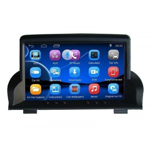 """Radio Monitor 7"""" GPS HD Peugeot 307 ANDROID REF: TR2851"""