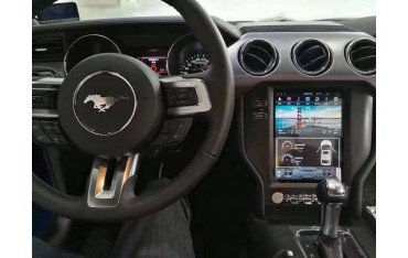 ANDROID TESLA STYLE Ford Mustang