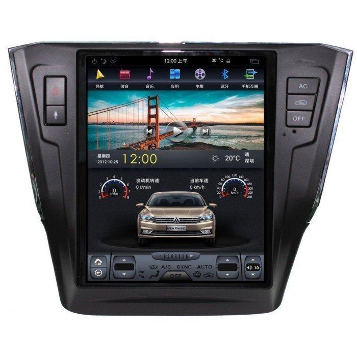 Radio GPS ANDROID TESLA STYLE Volkswagen Passat B8 TR2865