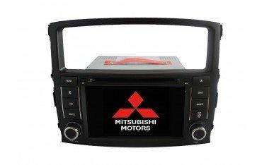 Mitsubishi Montero navegador