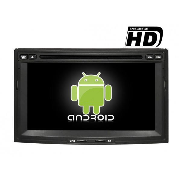 Radio DVD GPS HD Peugeot 3008 / 5008 ANDROID