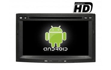Radio DVD GPS HD Peugeot 3008 / 5008 PURE ANDROID REF: TR1861