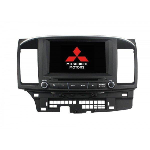 pantalla coche Mitsubishi Lancer