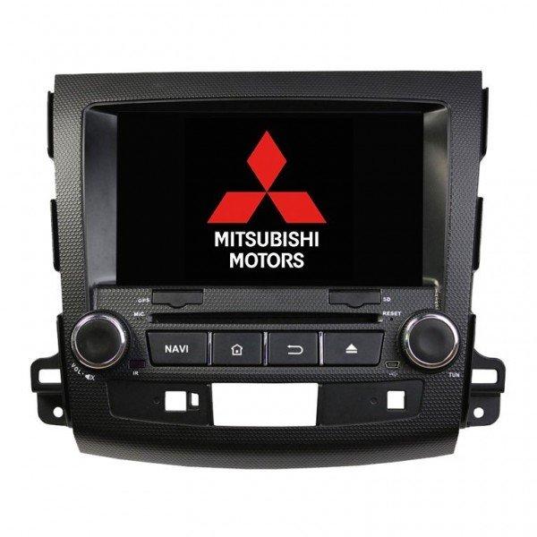 Mitsubishi Outlander gps